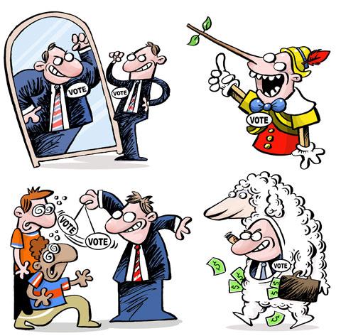 Fim do Político Profissional ou Políticos mais Profissionais?