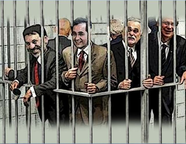 Virou lugar comum o PT ter líderes de grande projeção presos, de que são exemplos José Dirceu, Antônio Palocci e vários outros
