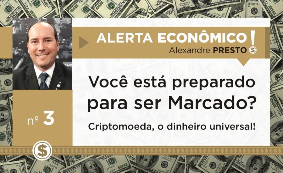 A Elite Global programou uma alteração no sistema monetário mundial, a implantação de uma moeda única, virtual e universal para 2018 em substituição a todas as outras existentes hoje, ela é a SDR (Special Drawing Right = Direitos de Saques Especiais, uma unidade de conta do FMI), uma criptomoeda universal, ao estilo das mais de duzentas moedas virtuais que existem hoje, sendo a Bitcoin, a primeira e mais conhecida!