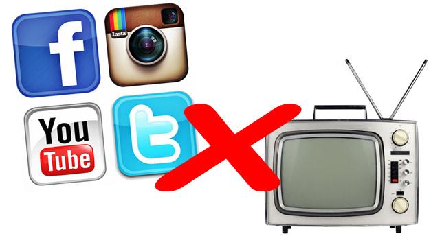 Eleição 2018: Televisão x Redes Sociais 1