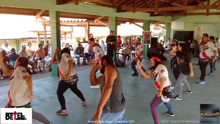 Projeto social Papo Reto realiza evento Família na Escola