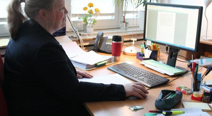 Anke Jarling: Eine Frau mit vielfältigem Lebenslauf