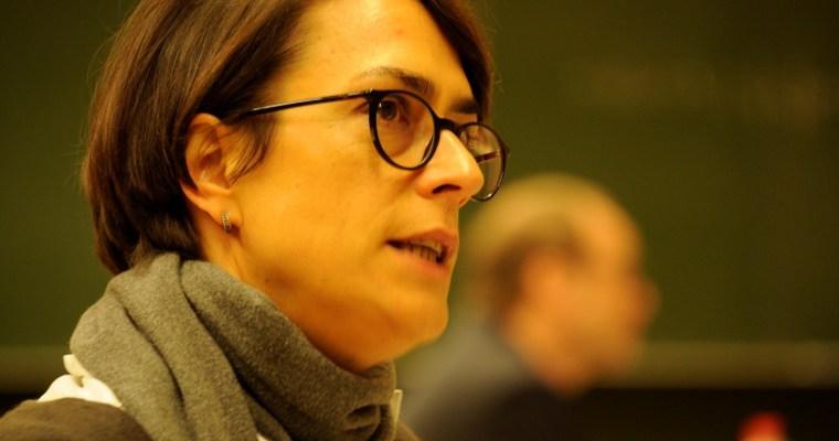"""Drehbuch-Autorin Dinah Marte Golch im Interview: """"Ich habe drei Arbeitsplätze"""""""