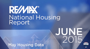 National Housing Report - May 2015
