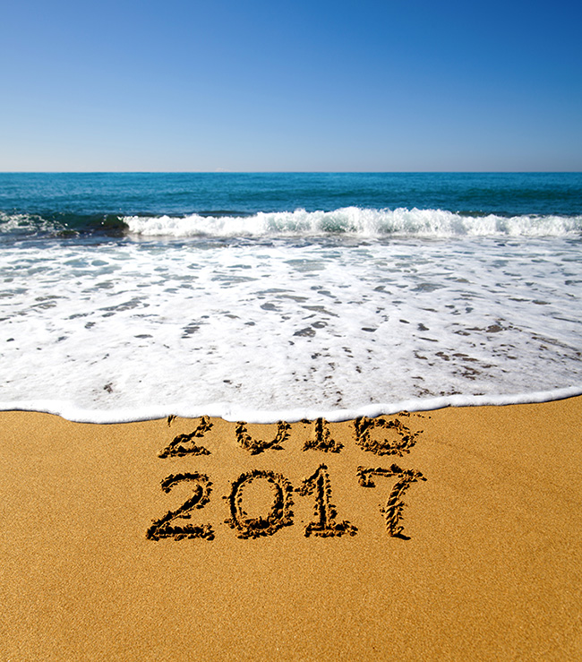 Here's to a Wonderful 2017!   Simplifying The Market