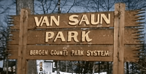 Van Saun County Park was part of the Bergen County Parks department development that started after World War 2