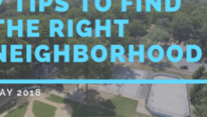7 Tips to Find the Right Neighborhood   Bergen County Real Estate Show Episode 9