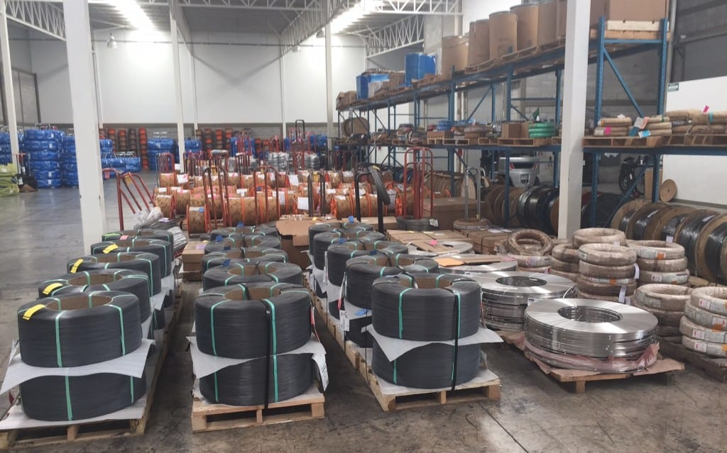 gibbs mexico warehouse