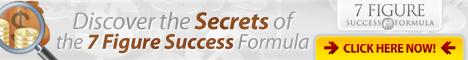 Discover the Secrets of the 7 Figure Success Formula