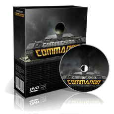 What's Inside Commission Commando?