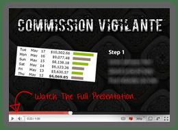 Questions about Commission Vigilante
