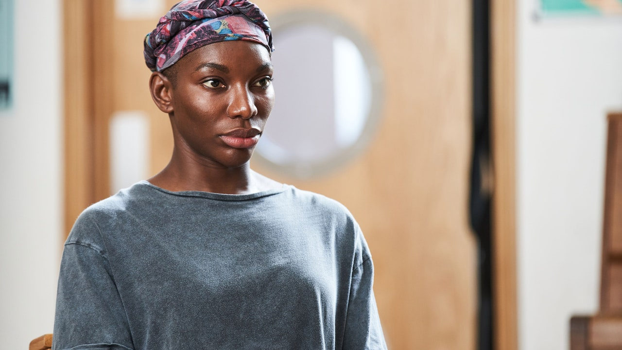 Michaela Coel Is Heading To Wakanda For The 'Black Panther' Sequel