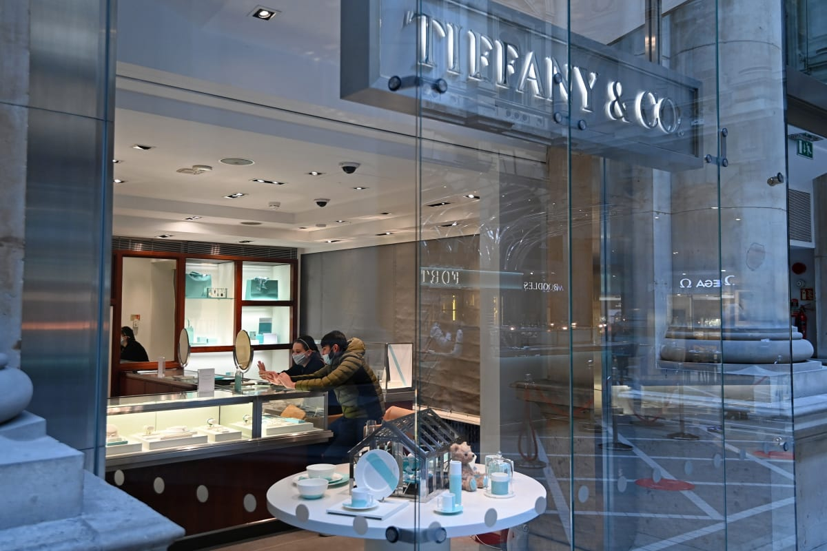 Must Read: Unpacking Tiffany & Co.'s Contentious New Campaign, Nars Releases First NFT
