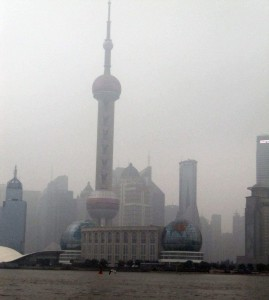 Oriental Pearl Tower, Pudong District