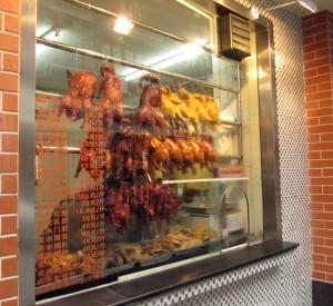 Shanghai duck and chicken