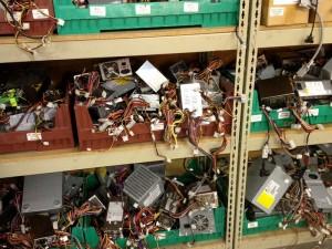 Weird Stuff power supplies