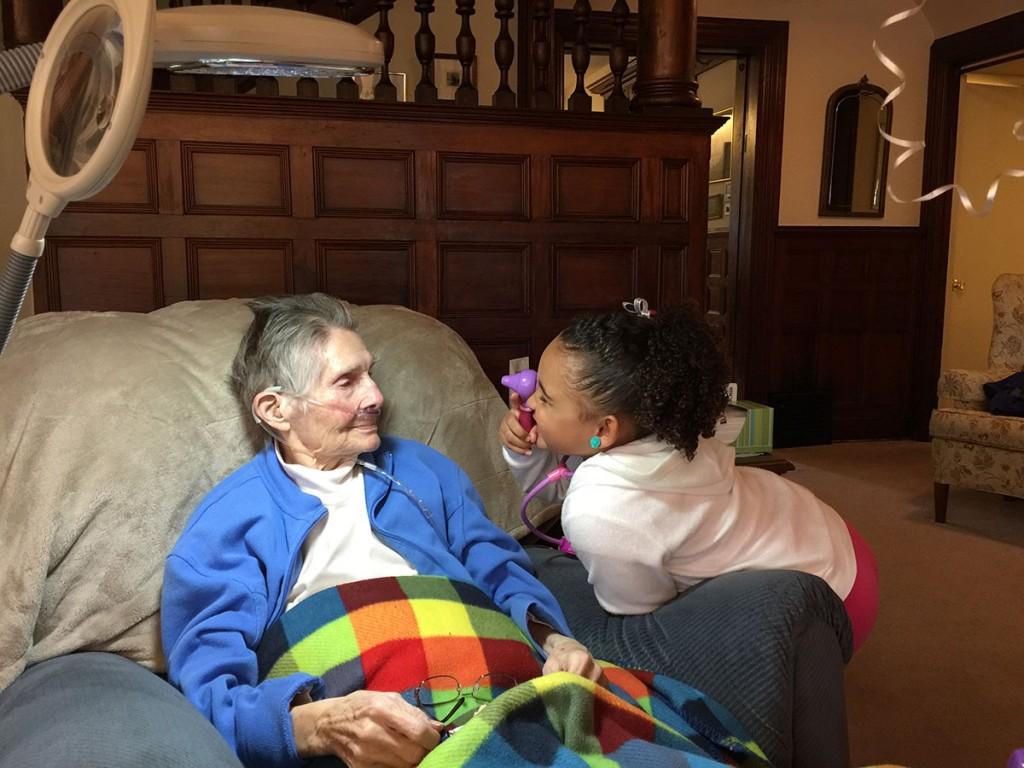 Bev McLean's 85th birthday