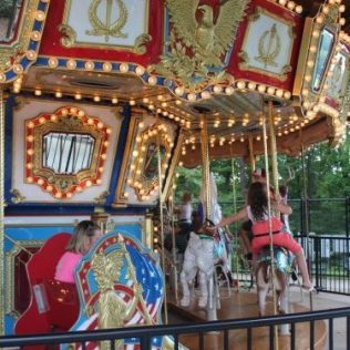 Northeast Park Carousel