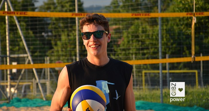 GIBZ-Beachvolley-Turnier 2014