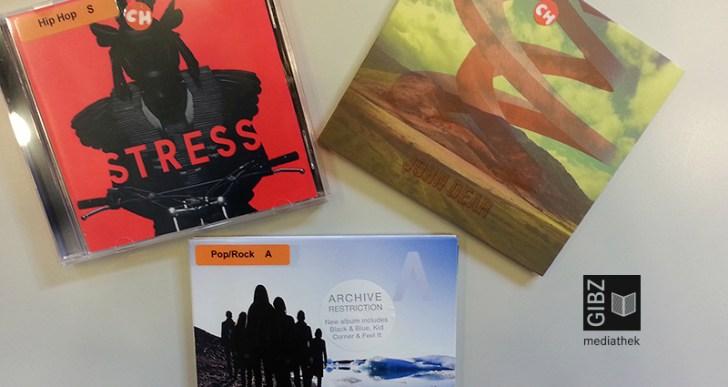 CD's im Februar