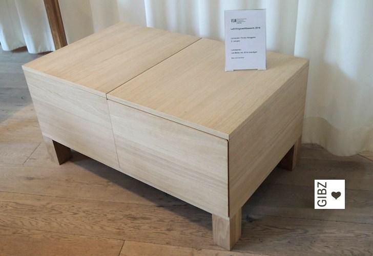 """Multi-Funktional"" – Lehrlingswettbewerb Schreiner/in EFZ"