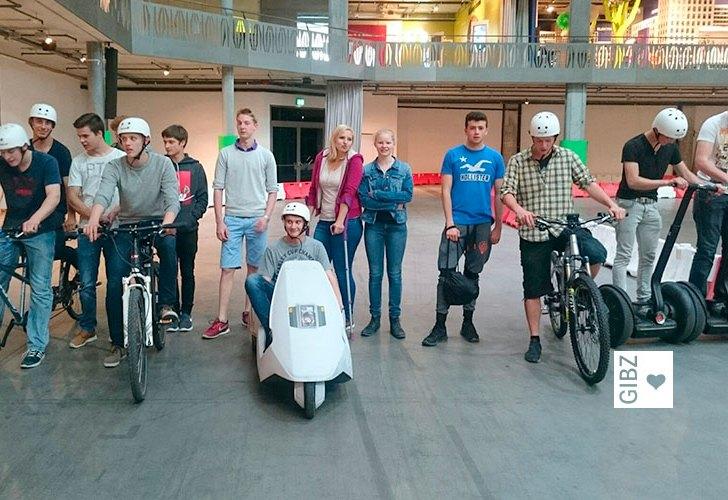 Exkursion zur Umwelt Arena in Spreitenbach
