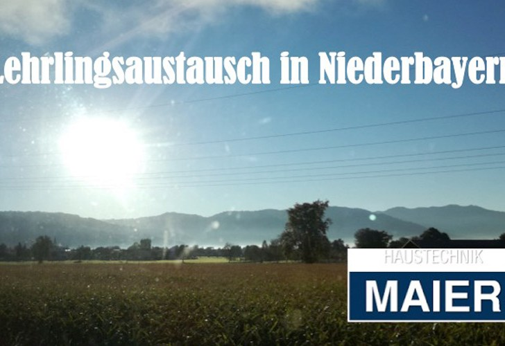 Auslandspraktikum in Bayern
