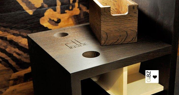 All Inside – der multifunktionale Nachttisch