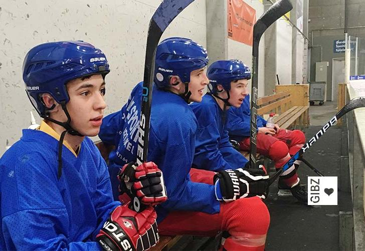 Der GIBZ Eishockeymatch – das Spiel der Spiele