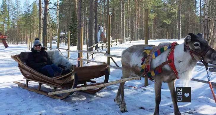 Hei hei! Hyvää päivää! FAGE-Lehrerin Regula Pauli startet ihren Bildungsurlaub in Finnland