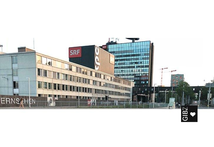 SRF Arena live mit den Elektronikern 3A & Bundesrätin Simonetta Sommaruga