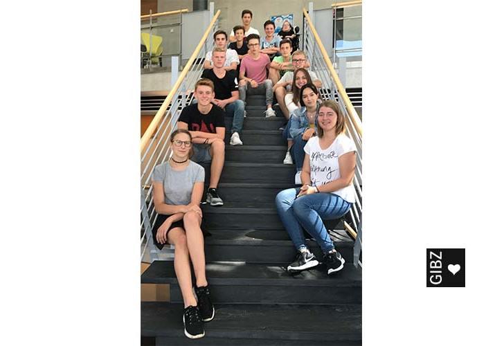 Rangliste zur Partnerwahl: Klasse ZFA2a im ABU Unterricht