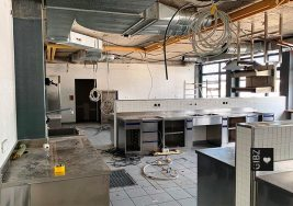 Nouvelle Cuisine#01 – die ÜK-Küche am GIBZ wird zur Ausbildungsküche umgebaut