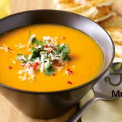 Tatlı Patates Çorbası: Soğuk Havaların Yeni Gözdesi