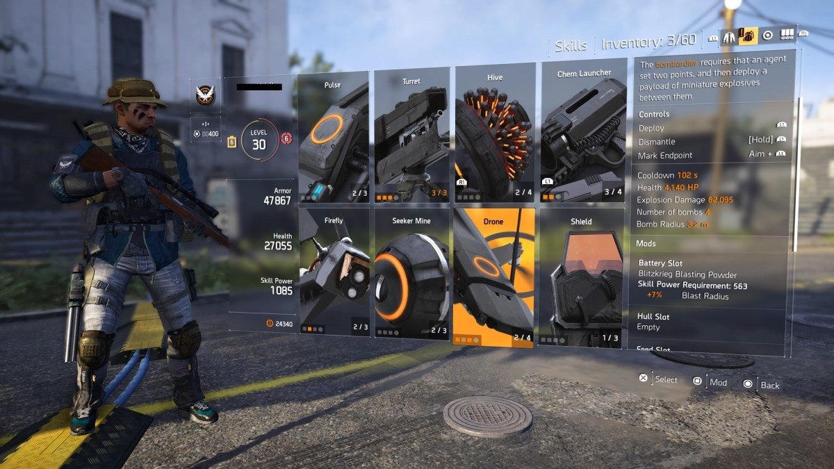 The division 2 gadgets