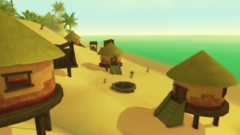 Tidal Tribe building simulation