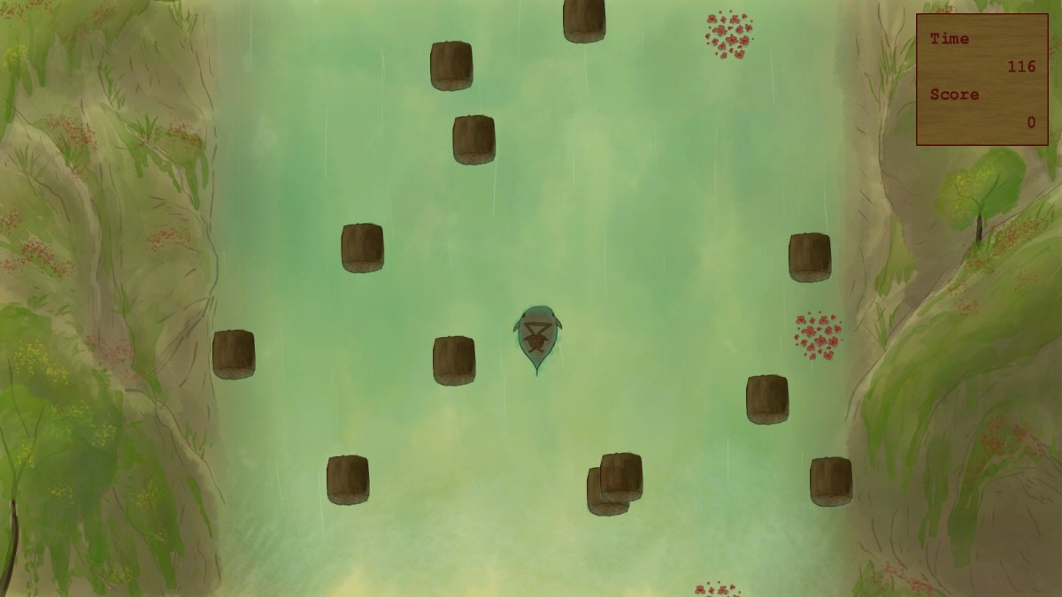 Tidal tribe minigame