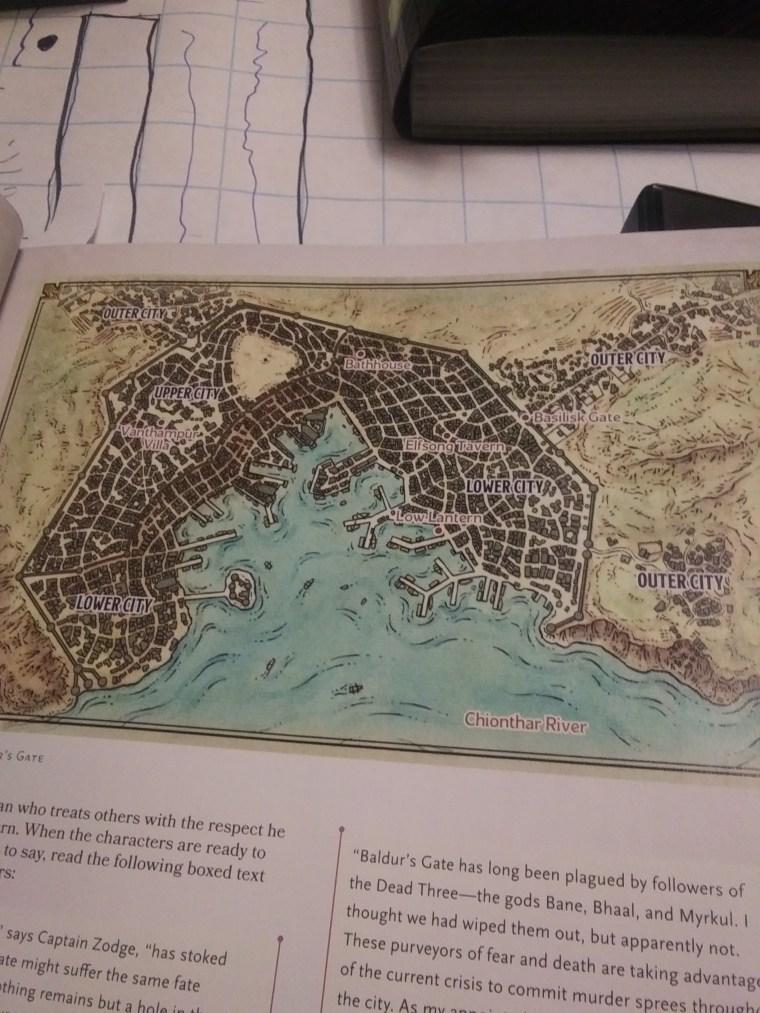 Descent into Avernus: Baldur's Gate