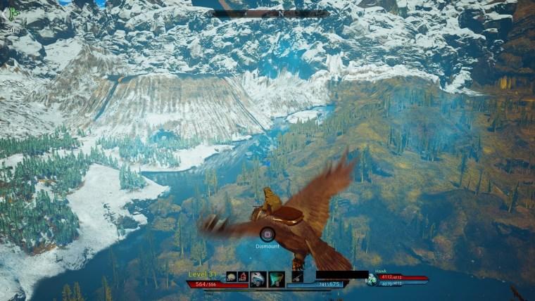 Citadel giant eagle
