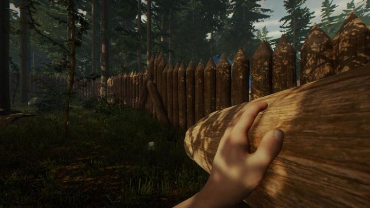 The Forest Survival Games
