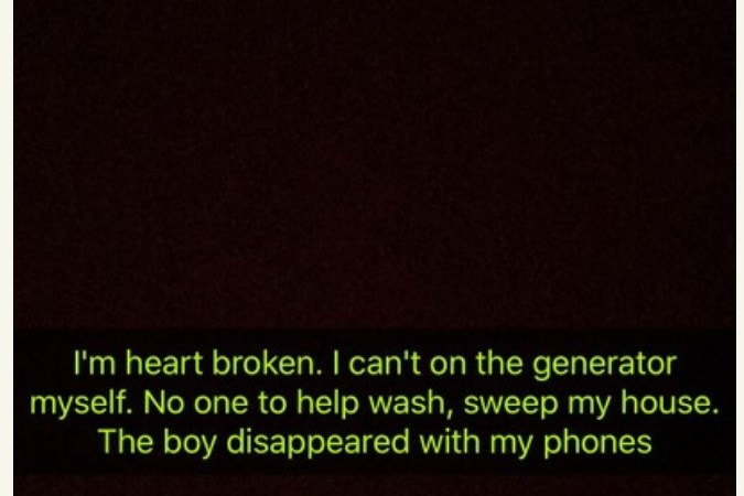 "Bobrisky: ""My Househelp Stole My Dollars, iPhone And Nokia Phone"" (Photo)"