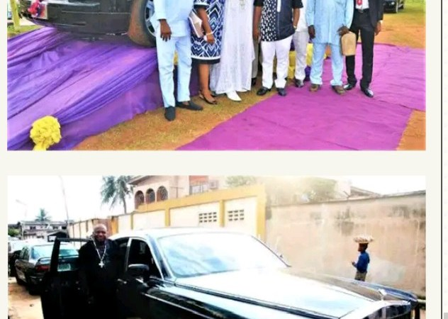 Nigerian Pastors Who Own Rolls-Royce; Chris Okotie And Tom Sampson: