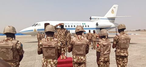 insurgency-irabor-leads-service-chiefs-to-maiduguri