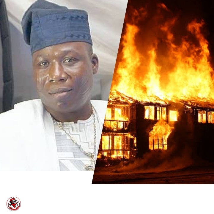 popular-yoruba-activist-sunday-igbohos-house-set-on-fire-by-suspected-fulani-herdsmen-see-photos