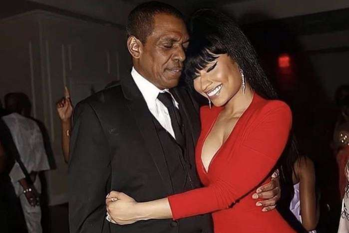 Nicki Minaj's father, Robert Maraj, is dead.