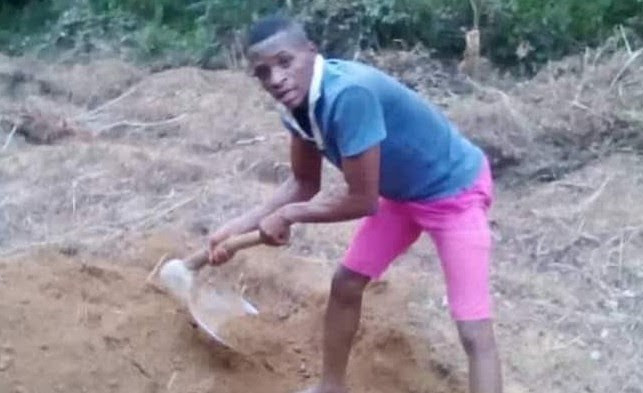 First-Class Mathematics Graduate Who Went Viral After Sharing Photos Of Himself Farming, Bags PhD Scholarship In U.S