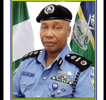Breaking: Buhari appoints Usman Alkali Baba as new IGP