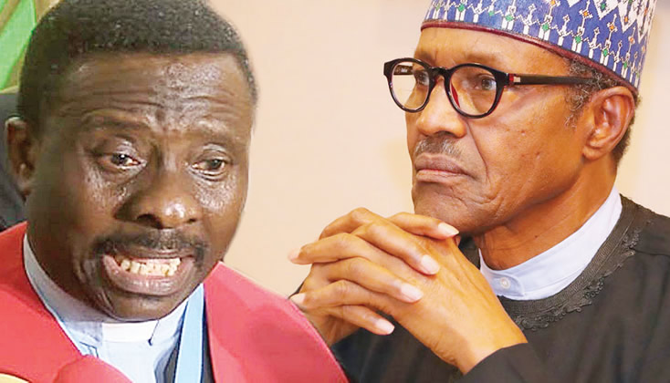 youre-not-elected-to-complain-of-ex-leaders-can-tells-buhari