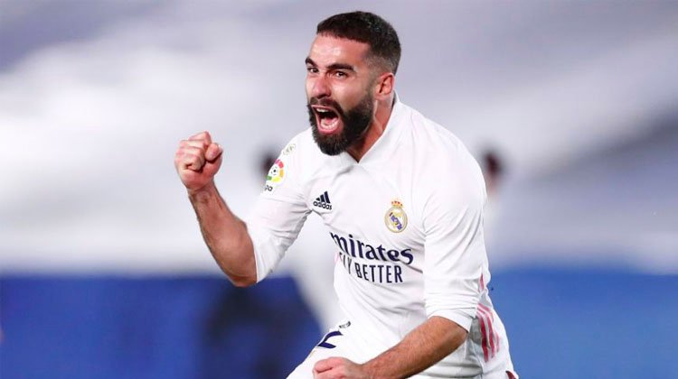 Carvajal extends Real Madrid contract