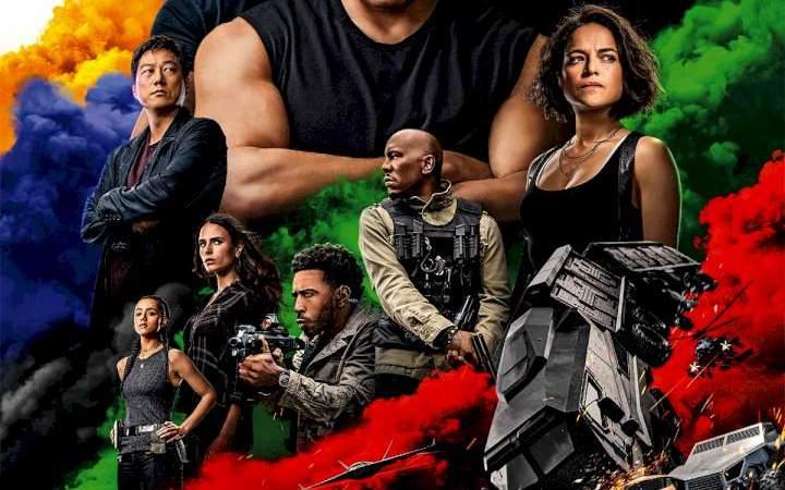 Fast and Furious 9: The Fast Saga (2021)